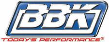 Exhaust Header-SS BBK Performance Parts 4044 fits 2016 Chevrolet Camaro 6.2L-V8