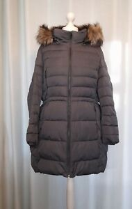 M&S Padded Quilted Coat Size 24 Brand New With Tags