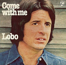 1976 Lobo  – Come With Me Vinyl LP 黑膠唱片 Pop, Folk, World, & Country Scandinavia