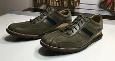 208-Cole Haan Grand.OS Green Leather C12706 Men's Size 10 M.