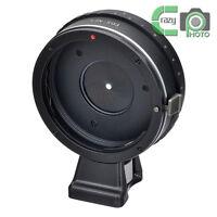 EOS-NEX Adjustable Aperture Adapter Canon EF Lens to SONY E Mount NEX-7 5C VG10