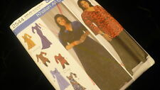 Simplicity Khaliah Ali Collection  day evening  pattern no 254 Size AA 10-18