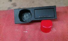 ford mondeo  black front cup holder ashtray, lighter socket oddments unit  04