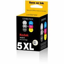 Kodak Verite 5 XL Combo Ink Cartridge Water-Resistant Fast-Drying Tri-Color