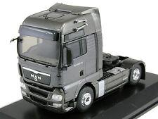 MAN TGX 18.540cv XXL Tractor Truck Grey Metallic Eligor 113436