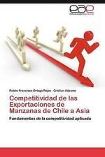 Competitividad de las Exportaciones de Manzanas de Chile a Asia: Fundamentos de