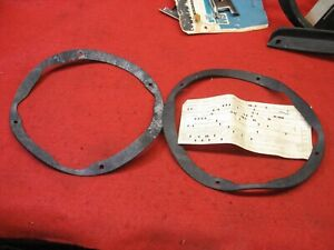Corvette NOS head light fender gaskets 1953 1954 1955 1956 1957