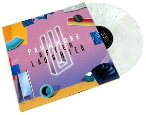 Paramore: After Laughter Black/White Marble Vinyl LP. All We Know Is Falling.