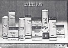 DINUR AZULENE PLUS FACIAL MASQUE for Dry/Sensitive Skin