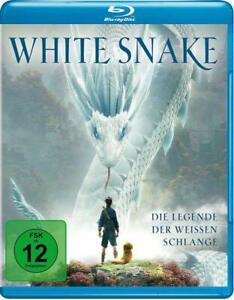 White Snake - Die Legende der weißen Schlange [Blu-ray/NEU/OVP] Fantasy-Epos