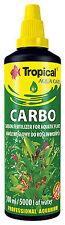 Acuario de Agua Acuario líquido de carbono fertliser plantas acuáticas (frasco 500 Ml)