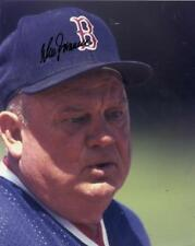 DON ZIMMER BOSTON RED SOX DECEASED SLIGHT CREASE SIGNED  8X10 PHOTO W/COA