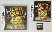 Jewel Quest: Expeditions (Nintendo DS, 2008)