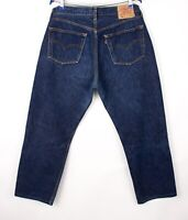 Levi's Strauss & Co Hommes 501 Jeans Jambe Droite Taille W38 L28 BBZ620
