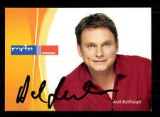 Axel Bulthaupt Autogrammkarte Original Signiert # BC 90982