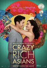 CRAZY RICH ASIANS (DVD 2018) Ships 11/20 NEW SHIPS FROM USA