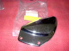 SUZUKI GSX600 GEN LEFT HAND FRONT FOOTREST GUARD 43581-08F00