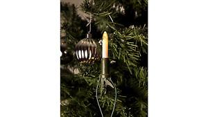Konstsmide 1120-020 Weihnachtsbaum-Beleuchtung Innen EEK: A 15 LED Warm-Weiß