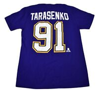 NHL Youth Boys St. Louis Blues Vladimir Tarasenko Shirt New S (8)