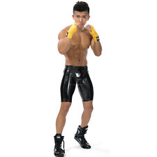 (P12) Men Compression Tight Base Layer Short Black Spandex Gym Fit Athletic Pant