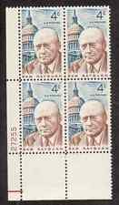 Scott #1202....4 Cent....Sam Rayburn....10 Plate Blocks...40 Stamps