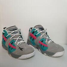 Reebok Rail M40338 San Antonio Spurs US Men SiZe 10.5 Basketball Shoes 204d449ce8