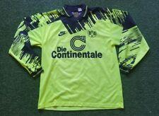 BVB Borussia Dortmund maglia L 93/94 Nike shirt jersey la Nationale