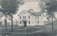 MILFORD NY – Milford High School - 1912