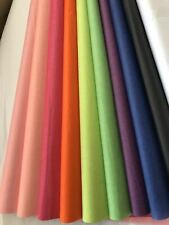 10 x Coloured Tissue Paper 50cm*75cm 17gsm Party Wedding Birthday Gift Wrapping