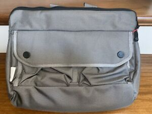 DSPTCH Sling  Ballistic Nylon Shoulder bag pack mens cross body messenger zip