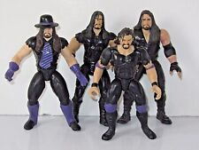Vintage WWE Wrestling   The Undertaker Toy Figure Bundle