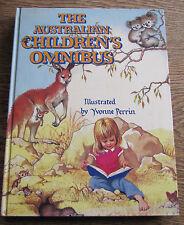 The Australian Children's Omnibus Hardcover 1985 Australian Poems