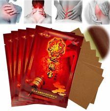 Patch Sante MédicalCorps Soulagement Douleur Baume du tigre Rouge Relaxation X96