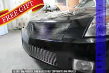 GTG 2004 - 2009 Cadillac XLR 2PC Polished Replacement Billet Grille Grill Kit