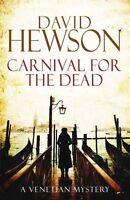 Carnival for the Dead (Nic Costa),David Hewson