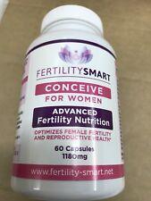 Smart concebir la fertilidad para la mujer - 60 Cápsulas