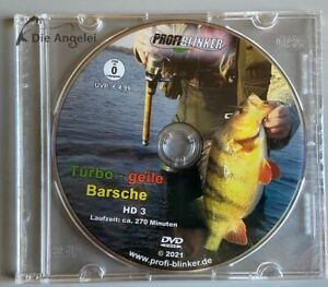 "BRANDNEU! Profiblinker DVD ""Turbo-geile Barsche"", HD3, ca. 270 min"
