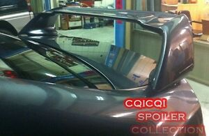 Unpainted Honda 06-10 Civic 4D type R RR type trunk spoiler Si ◎