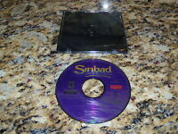 Sinbad Legend Of The Seven Seas Windows (PC, 2003) Game (Mint)
