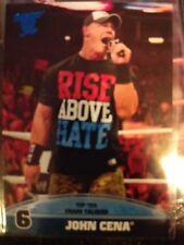 2013 Topps Best of WWE Top Ten Trash Talkers #6 John Cena