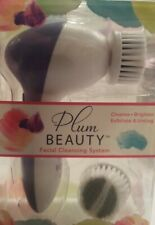 Plum Beauty Facial Cleansing System, BRAND NEW