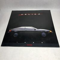 1988 Toyota Celica GTS GT GT Sport Coupe Large Dealer Sales Brochure