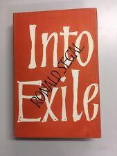 Into Exile, Ronald Segal