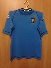 ITALY NATIONAL TEAM 2000/2001 HOME FOOTBALL SHIRT JERSEY MAGLIA KAPPA