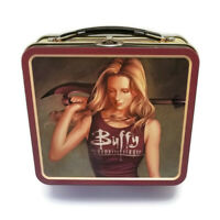 Buffy the Vampire Slayer Collectible Lunch Box Dark Horse Comics 2010 SHIPS FREE