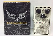 SolidGold FX Custom Shop If 6 was 9 BC183CC - Cream / Black - Nice- Ships Fast