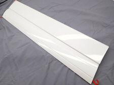 OEM Lincoln Navigator Left Door Moulding Panel White No Emblem 7L1Z7820879APTM
