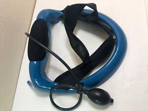 Posture Neck Exerciser Spine Trainer Cervical Disc Pump Hydrator