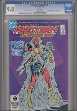 Firestorm #21 CGC 9.8  1984 Killer Frost Cover 2nd  DC Comic Series