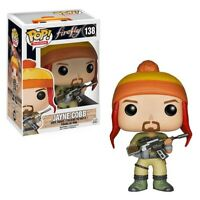 Firefly Jayne Cobb with Hat Pop! Vinyl Figure #138
